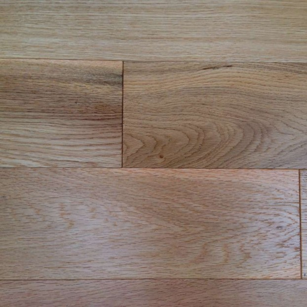 127mm Smooth Lacquered Oak | 10/2.5 Engineered Range | Natural class=