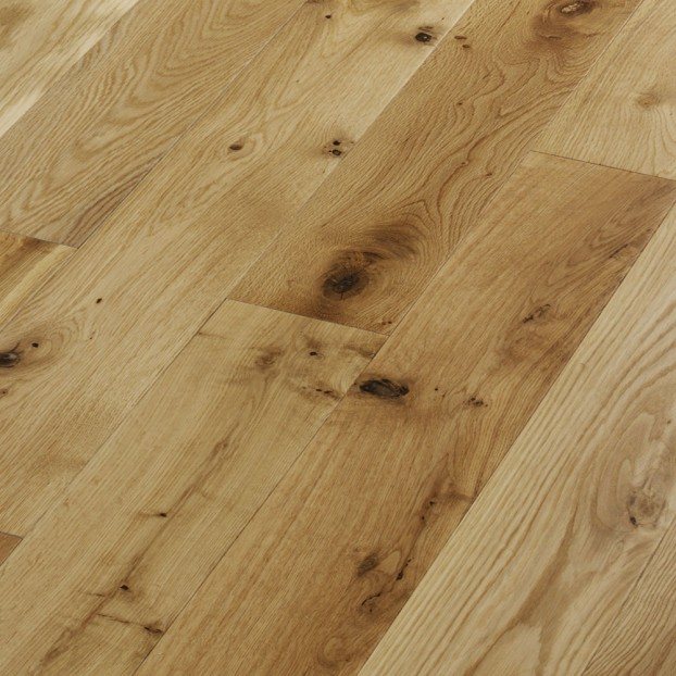 150mm UV Lacquered Oak | 14/3 Engineered Collection class=