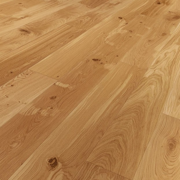 190mm Natural Oiled Oak | 14/3 Engineered Collection | Classic Grade class=