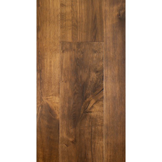 14/3 x 190 x 1900mm Gevrey Classic Grade | Smoked & Brushed, Antique effect & Oiled | Engineered Flooring class=