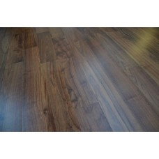 150mm UV Lacquered Walnut   14/3 Engineered Collection   Lacquered