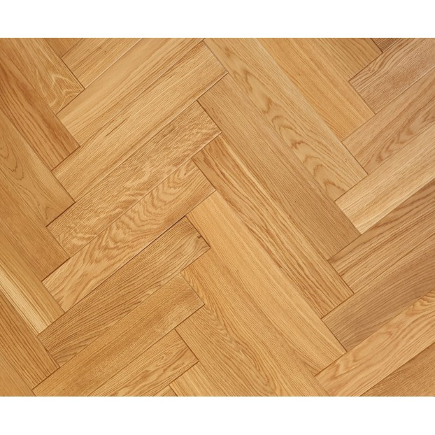 15/4 x 70 x 350  Engineered Oak Brushed & Lacquered class=