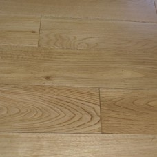 150mm UV Lacquered Oak | 18/5 Engineered Range