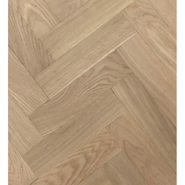 70mm Unfinished Oak   20/6 Engineered collection   Square edged   Prime class=