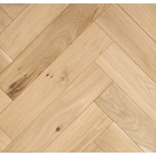 100mm Classic grade Unfinished Oak | 20/6 Engineered collection | Rustic