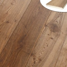 190mm Smoked & Oiled Oak | 20/6 Engineered Collection