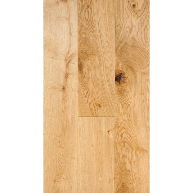 190mm x 1900mm UV Lacquered | 20/6 Structural Engineered Oak T&G collection | Grade ABCD class=