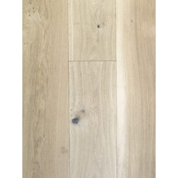 220mm x 2200mm Unfinished | 20/6 Structural Engineered Oak T&G collection | Grade DE - Country class=