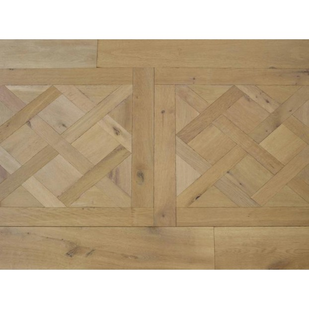 220mm x 2200mm Unfinished | Smoked and Brushed | Micro Bevelled Oak | 20/6 Engineered collection | Classic class=