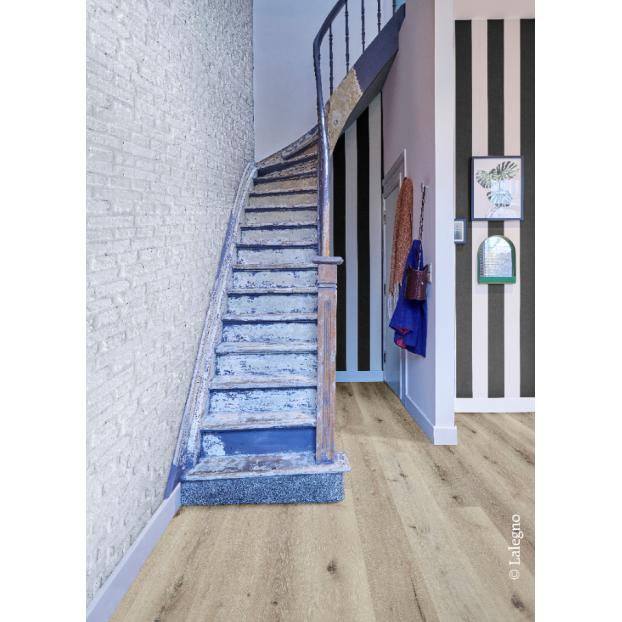 Lalegno RVP (Rigid Vinyl Plank) Flooring *Next Generation of LVT* 506 Cortese class=