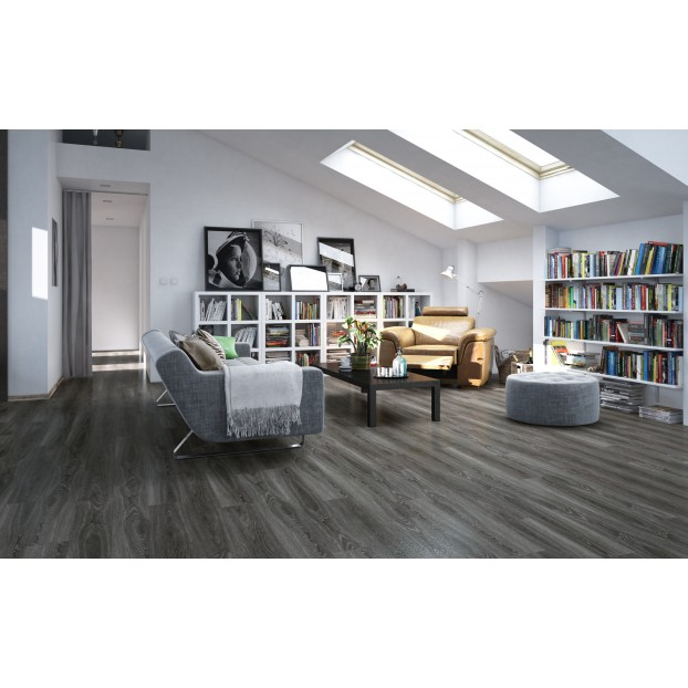 WPC (Wood Plastic Composite) Smoked Grey Planks class=
