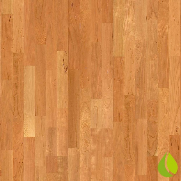 Cherry American Andante | Boen 3-Strip Engineered | Live Natural class=