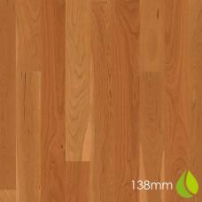138mm Cherry American Andante | Boen Square-Edge Board | Live Natural