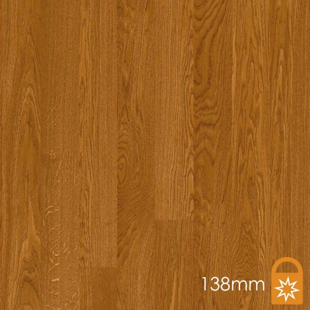 138mm Oak Toscana | Boen Square-Edge Board | Live Matt class=
