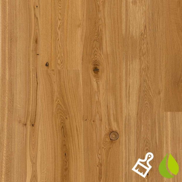 300mm Brushed Oak Traditional | Boen Chaletino | Live Natural class=