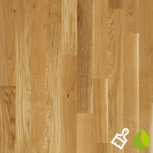Brushed Oak Rustic | Boen Maxi Engineered | Live Natural class=