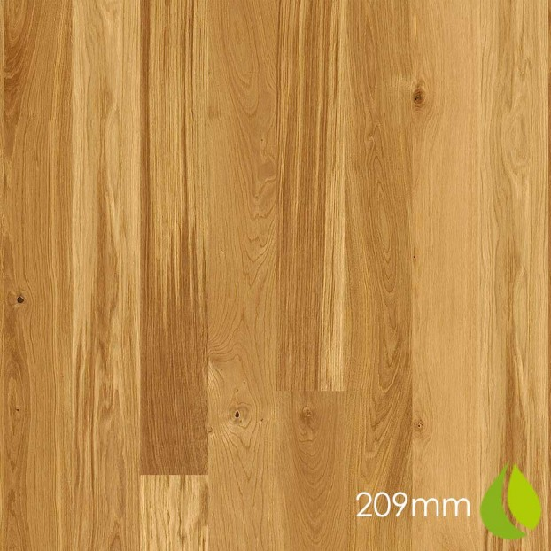 209mm Oak Animoso | Boen Microbevel Castle | Live Natural class=