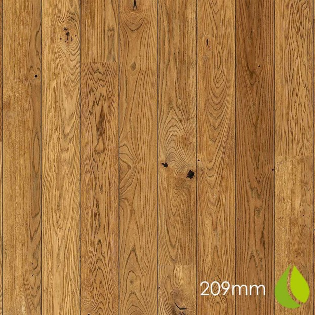 209mm Oak Alamo | Boen Stonewashed Castle | Live Natural class=
