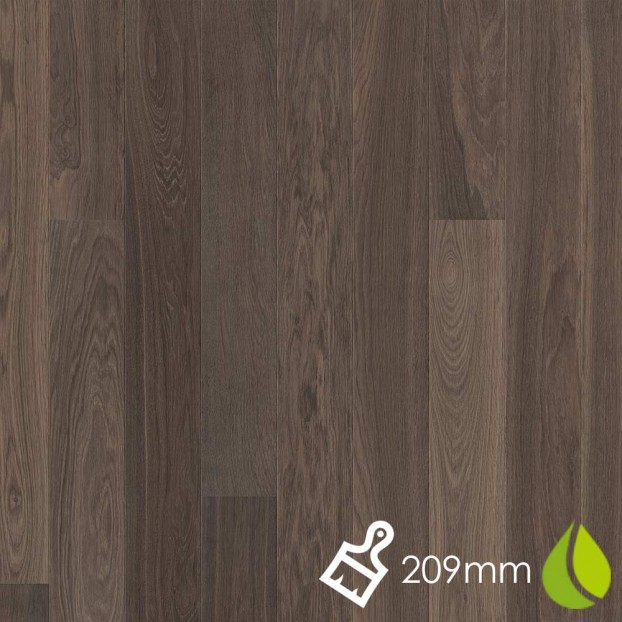 209mm Oak Grey Pepper | Boen Stonewashed Castle | Live Natural class=