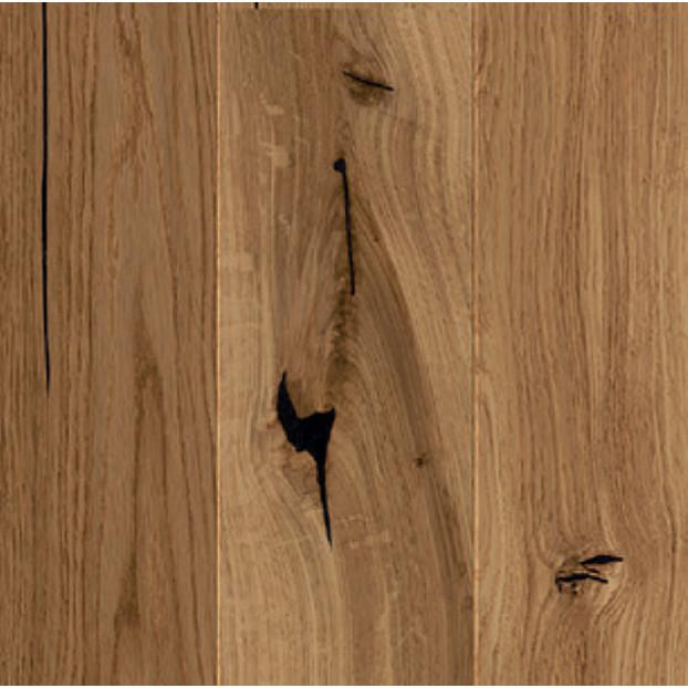 181mm Oak Expressivo | Boen Microbevel Board | Live Natural Brushed class=