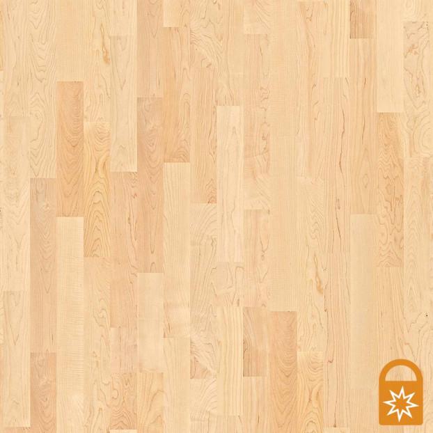 Maple Canadian Andante | Boen 3-Strip Engineered | Live Matt class=