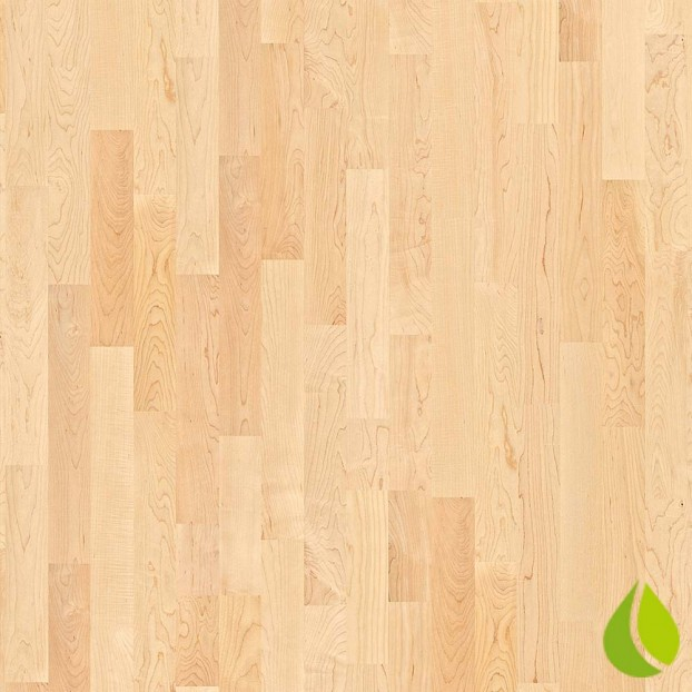 Maple Canadian Andante | Boen 3-Strip Engineered | Live Natural class=