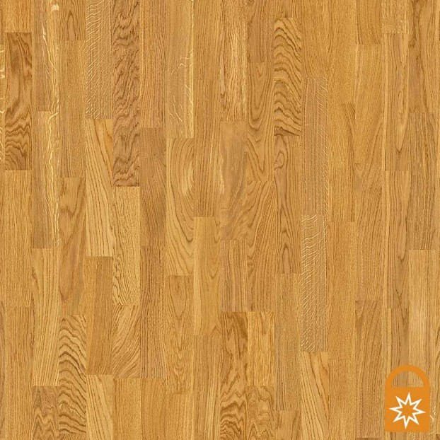 Oak Andante | Boen 3-Strip Engineered | Live Matt class=