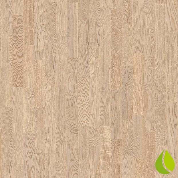 Oak Andante White | Boen 3-Strip Engineered | Live Natural class=