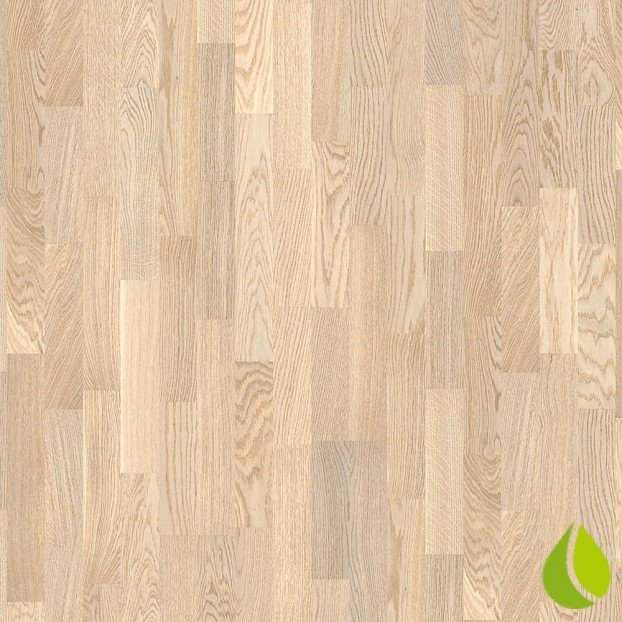 Oak Concerto White | Boen 3-Strip Engineered | Live Natural class=
