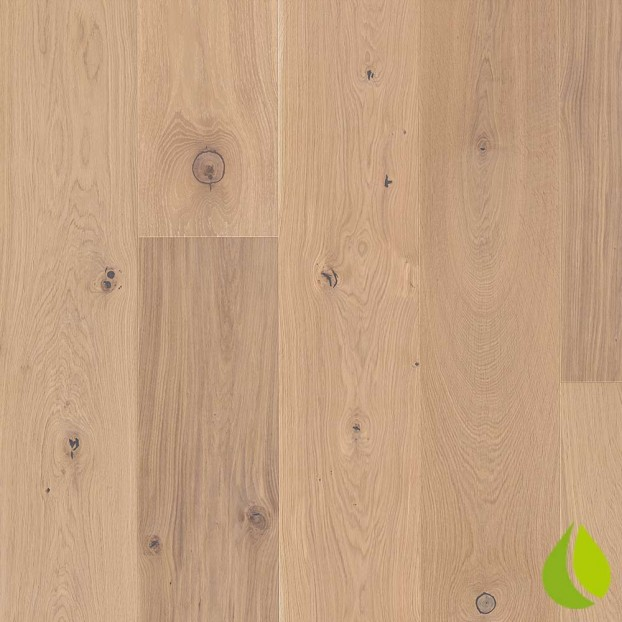 300mm Oak Traditional White | Boen Chaletino | Live Natural class=