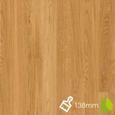 138mm Brushed Oak Andante | Boen Microbevel Board | Live Natural