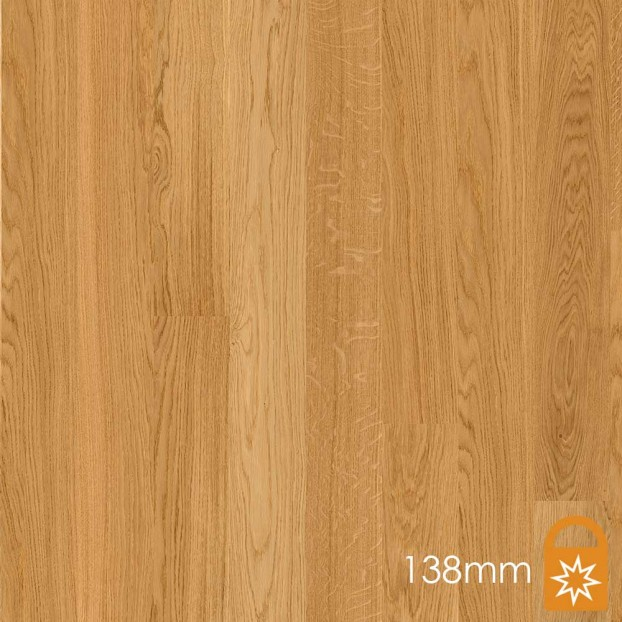 138mm Oak Andante | Boen Microbevel Board | Live Matt class=
