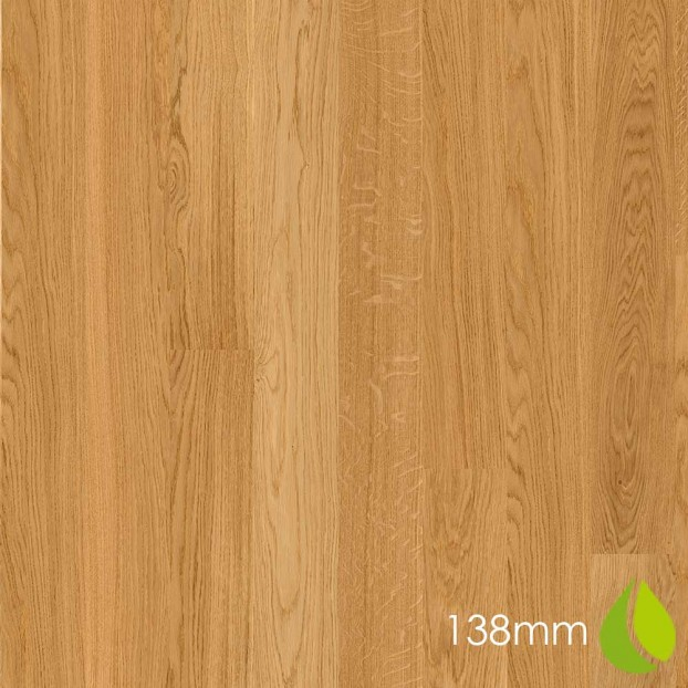138mm Oak Andante | Boen Microbevel Board | Live Natural class=