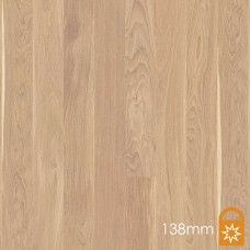 138mm Oak Andante White | Boen Microbevel Board | Live Matt