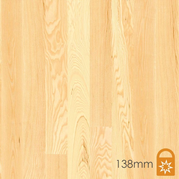 138mm Ash Andante | Boen Square-Edge Board | Live Matt class=