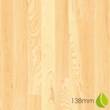 138mm Ash Andante | Boen Square-Edge Board | Live Natural