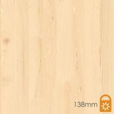138mm Ash Andante White | Boen Square-Edge Board | Live Matt