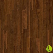 Walnut American Andante | Boen 3-Strip Engineered | Live Natural