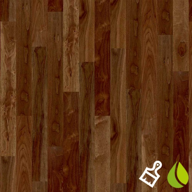 Brushed Walnut American Nature | Boen Maxi Engineered | Live Natural class=
