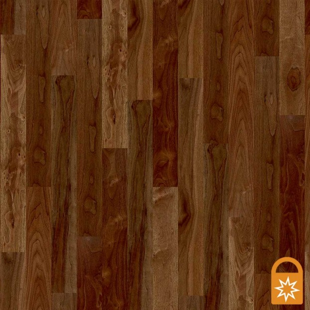 Walnut American Nature | Boen Maxi Engineered | Live Matt class=