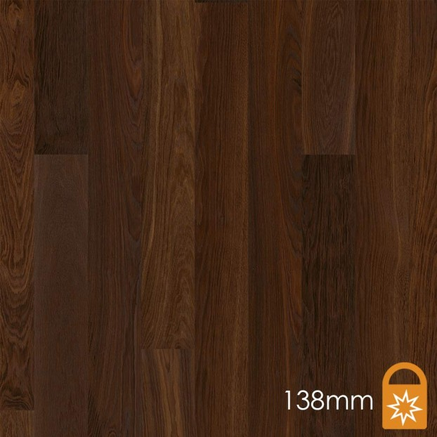 138mm Oak Smoked Andante | Boen Microbevel Board | Live Matt class=