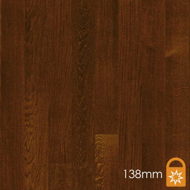 138mm Oak Cordoba | Boen Square-Edge Board | Live Matt class=