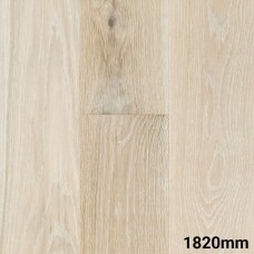 185mm White Stained Oak (S) | Ekowood G5 1-Strip | Rustic