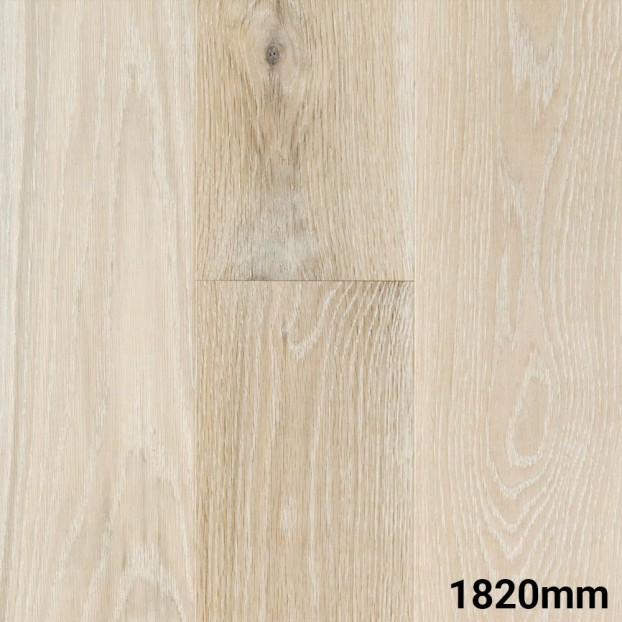 185mm White Stained Oak (S) | Ekowood G5 1-Strip | Rustic class=