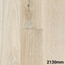 185mm White Stained Oak (L) | Ekowood G5 1-Strip | Rustic