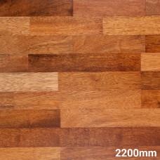 195mm Lacquered Merbau | Ekowood G5 3-Strip | Select