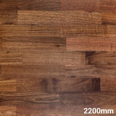 136mm Lacquered Walnut | Ekowood G5 1-Strip | Select