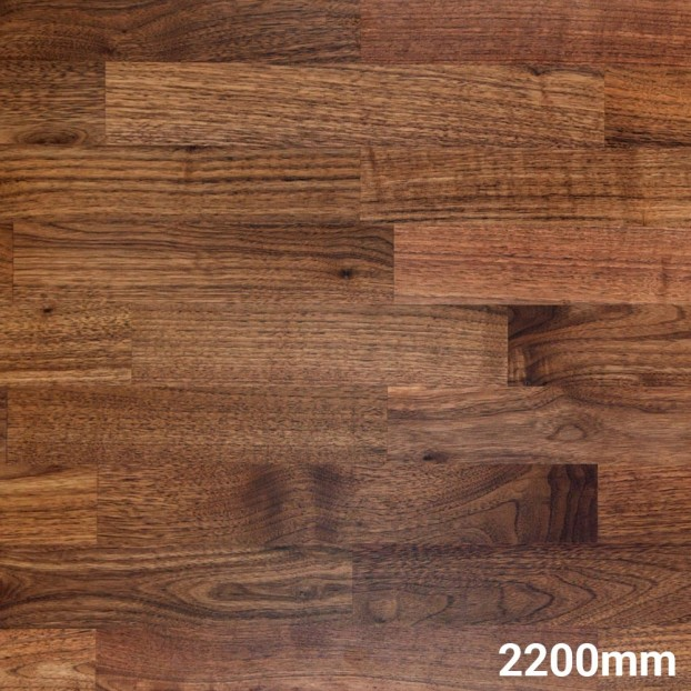 195mm Lacquered Walnut | Ekowood G5 3-Strip | Select class=