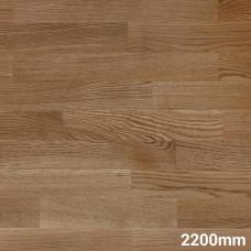 195mm Lacquered Oak   Ekowood G5 3-Strip   Select