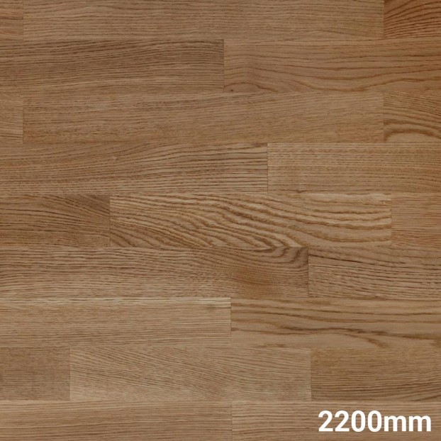 195mm Lacquered Oak | Ekowood G5 3-Strip | Select class=